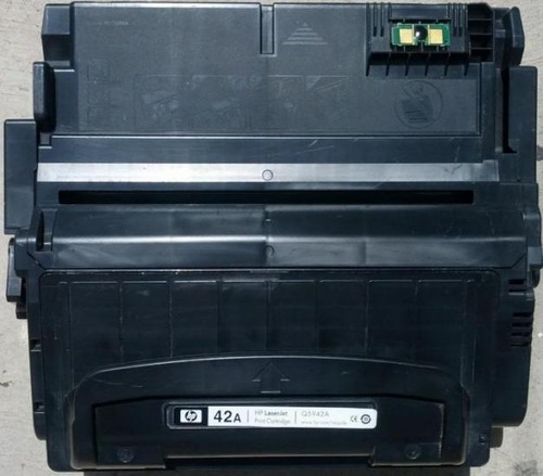 toner hp 42a original 5942a remanufacturado 1 año de garanti