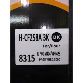 Tóner Hp 58a Sin Chip Alternativo