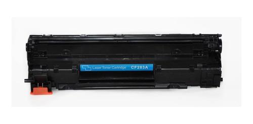 toner hp 83a negro cf283a - 283 m127nf original cuotas