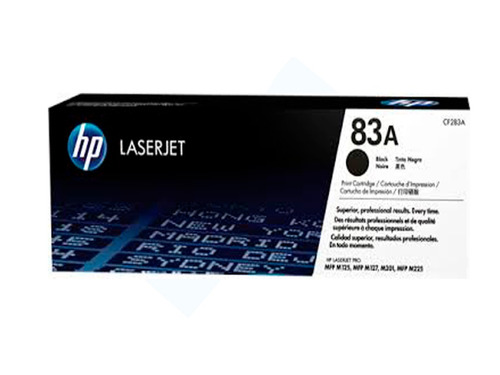toner hp 83a original