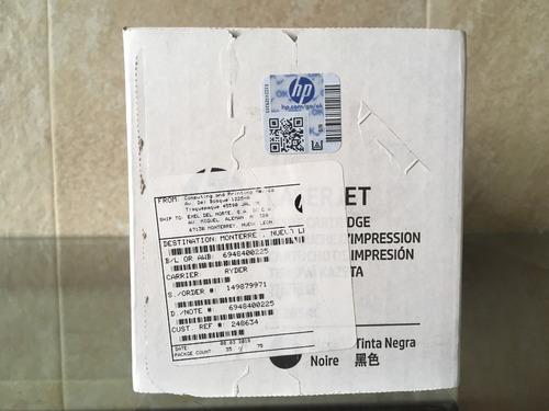 toner hp 85a original mod ce285ac negro envió  gratis
