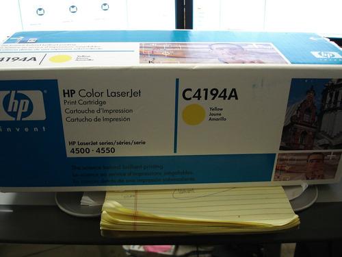 toner hp c4194a nuevo original oferta!!!