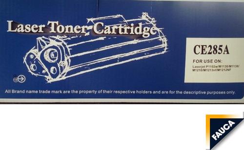 tóner hp genérico ce285a impresora p1102 p1102w
