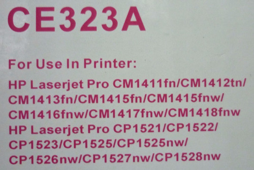 toner hp genérico color ce320a-ce321a-ce322a-ce323a