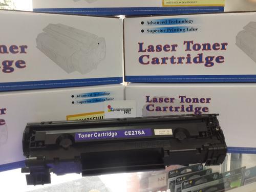 toner hp generico trifacico 85a / 35a / 36a laser