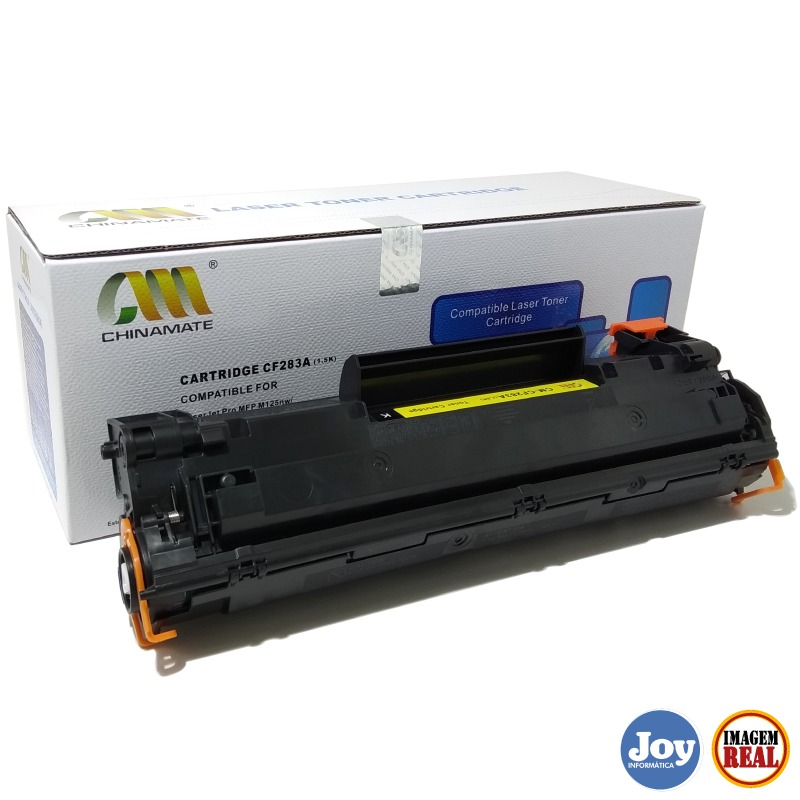 Toner Hp Laserjet Pro Mfp M225 Dw Preto Compatível Chinamat