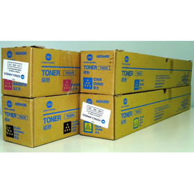 Toner Kit Tn324 Cmyk Konica Minolta Original C308 C368