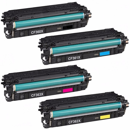 toner laser generico rem hp cf361x 508x m-553-dn m-557-dn