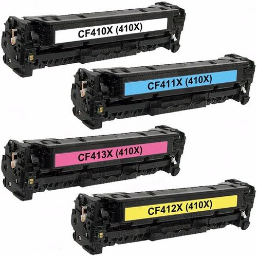 toner laser generico rem hp cf413x 410x m-452-dw m-477-fdw