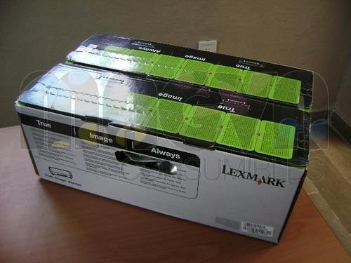 toner lexmark 504x 50f4x00 original nuevo ms610