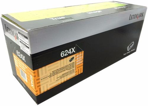 toner lexmark 624x alto rendimiento al por mayor y menor