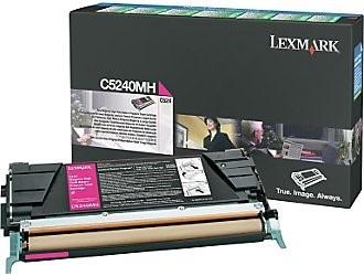toner lexmark c5240mh original