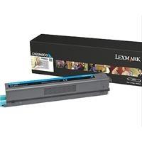 toner lexmark cian alto rendimiento para c925