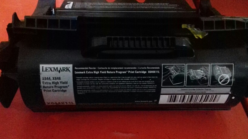 LEXMARK 640T DRIVER WINDOWS