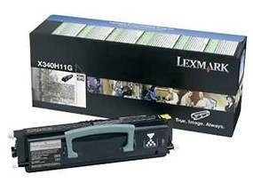 toner lexmark x340h11g