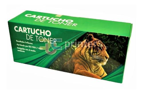 toner marca tigre 85a 35a y 36a  m1120 mfp  m1132  m1212nf  m1217nfw  p1005  p1006  p1102 - p1102w  p1109w  p1500  p1505