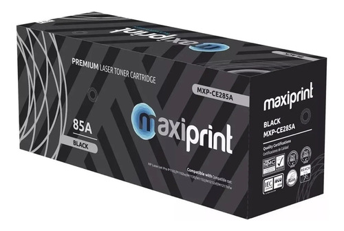 toner maxiprint 85a,78a,35a