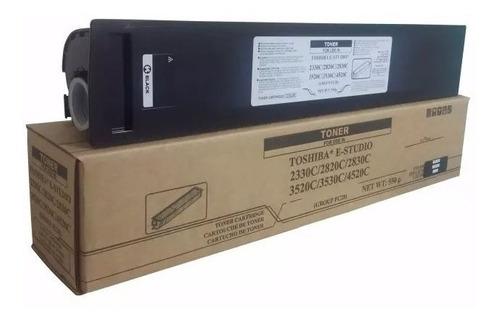 toner negro toshiba 2330c 2830c 3530c 4520c