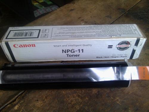 toner npg-11 canon