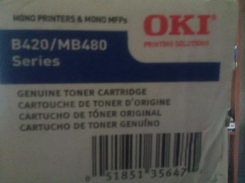 toner oki b420/mb480 series