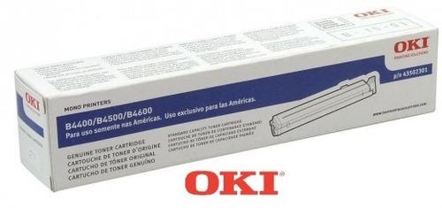 toner oki b4400/b4500/b4600 series original