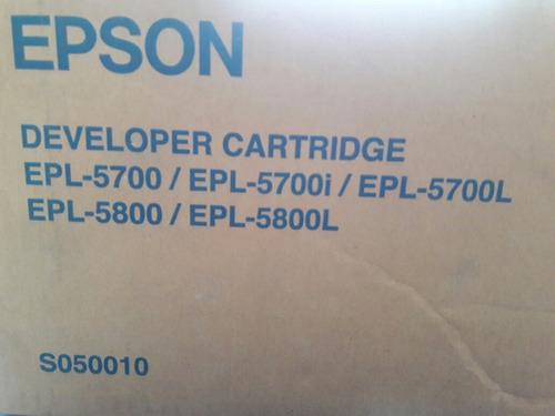 toner original epson s050010 epl 5700/i/l epl 5800 5800l