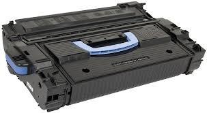 tóner original negro hp 43x c8543x 8543x 43 9000 mpf 9050