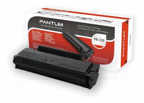 toner original pantum recargable p/ impresora pantum p2500w