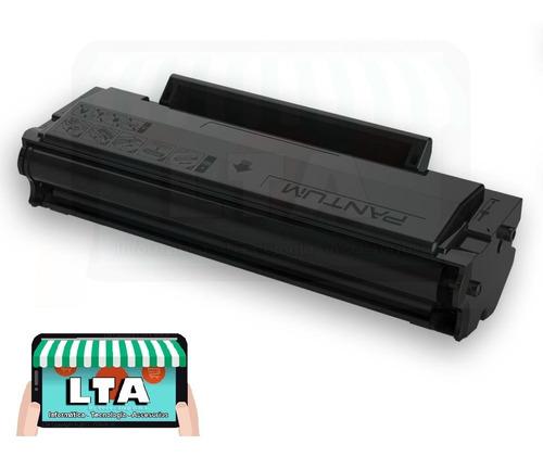 toner original recargable pantum pb-210r 1600 copias p2500w