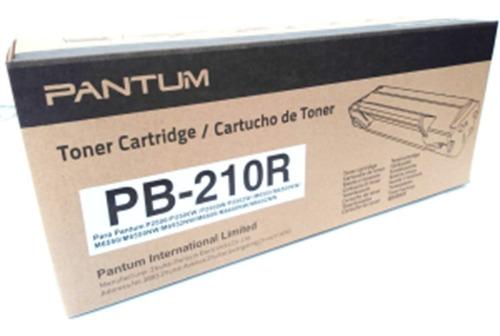 toner pantum pb-210r negro