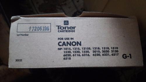 toner para fotocopiadora canon g-1 original