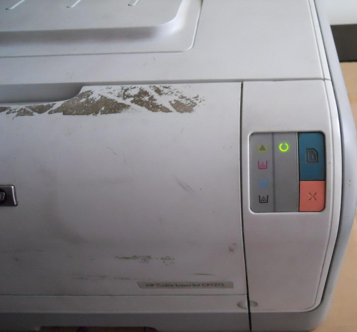 Toner Para Impresora Hp 1215 Laser Color O 1212 395 00