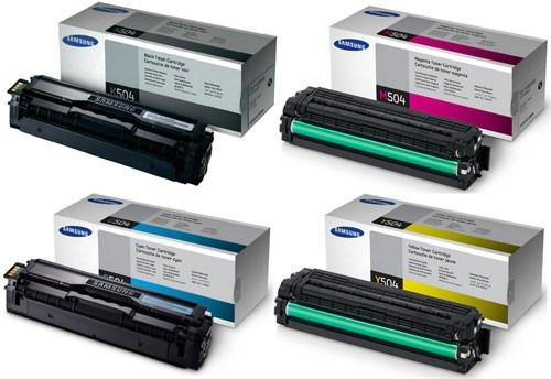 toner para las samsung xpress c1860fw  color y blanco/negro