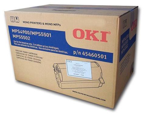 toner para  original oki mps 5501-5502