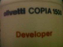 toner recarga para fotocopiadora olivetti