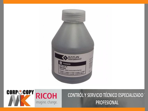 toner ricoh 1013/1022/1515/1027/2022/2027/mp1500/2000 250grs