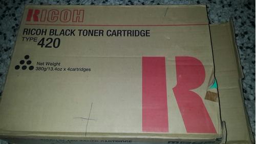 toner ricoh 420 para fotocopiadora 2622