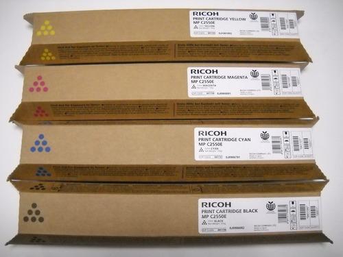 toner ricoh mpc 2050/2550