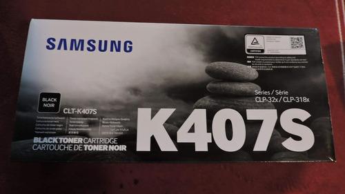 toner samgung 407s clt-k407s clt-y407s clt-c407s clt-m407s