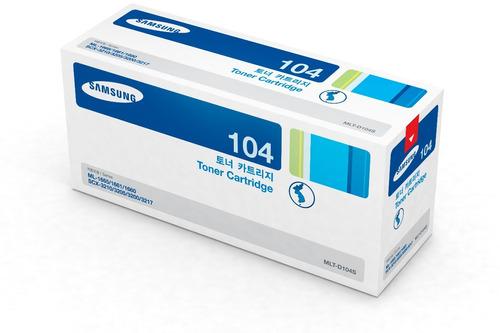 toner samsung 104 d104s - el mejor precio- cerrado en caja
