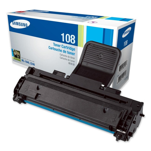toner samsung 108 d108s original impresora 1640 2240 promo