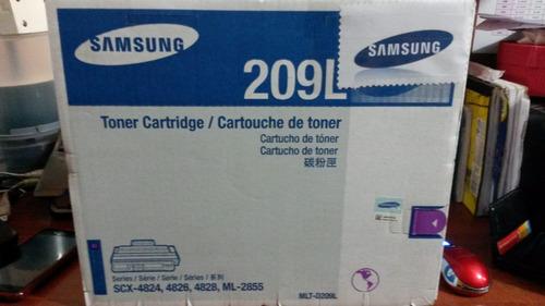 toner samsung 209l scx- 4828 4824 ml2853/2855 scx482x org