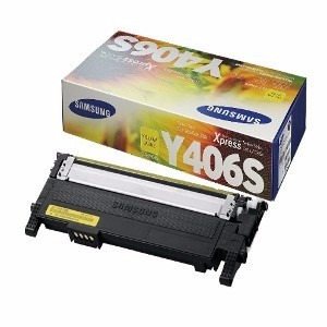 toner samsung 406 series color amarillo