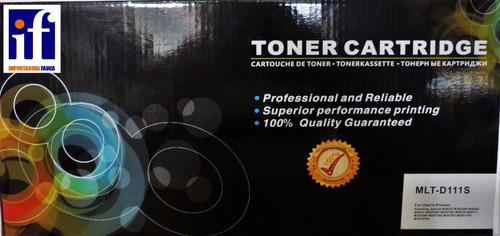 toner samsung genérico d-111 suministros fauca