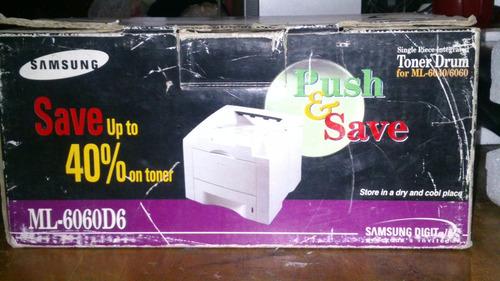 toner samsung ml-6060d6 para impresora ml-6040,/6060