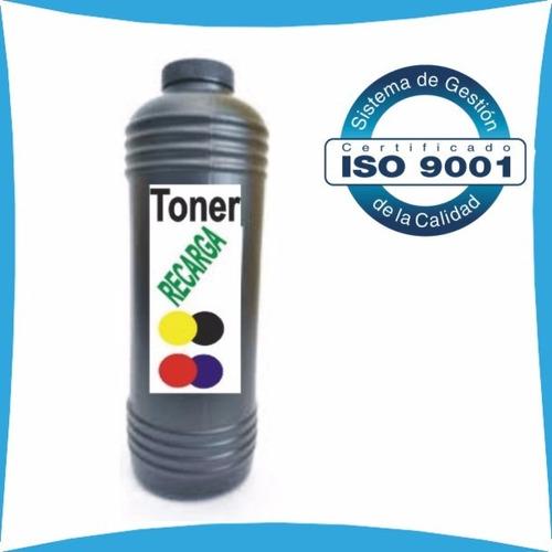 toner samsung xerox universal botella de 250grs premium