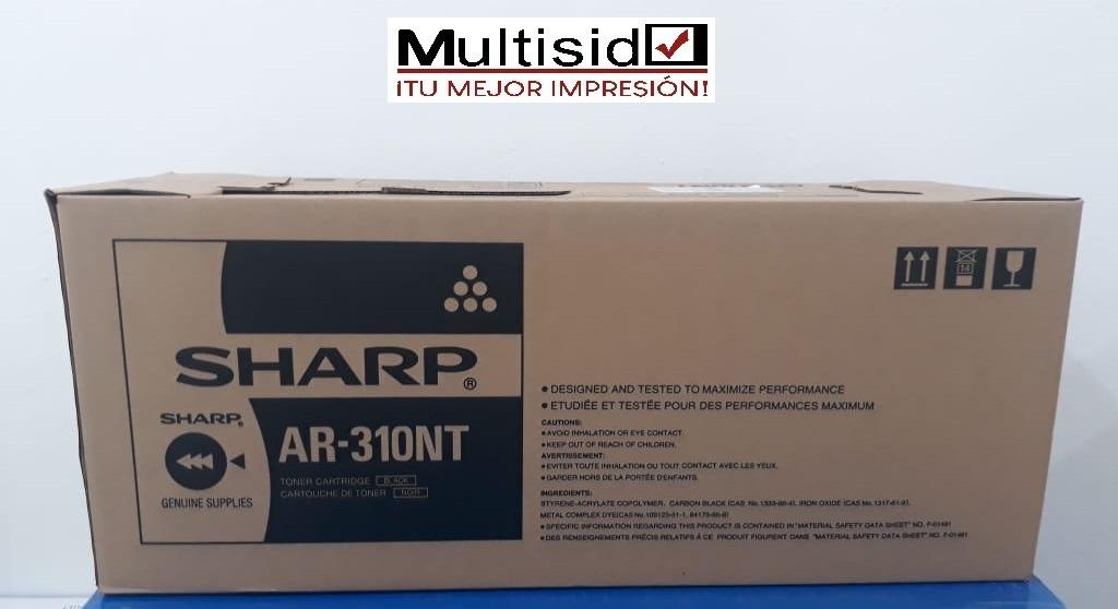 Genuino Sharp AR-310NT Cartucho de Tóner AR-275 AR-M208 AR-M236 AR-M277 AR-M317