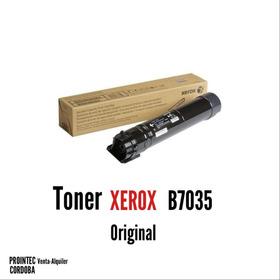 Toner Xerox B7035 Original Pn 106r03396