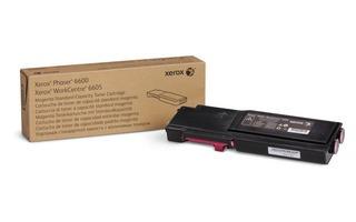 toner xerox magenta para wc6605 / ph6600