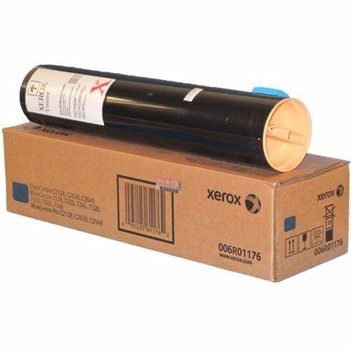 toner xerox modelo 006r01176 color cyan (c2128/c23545/7228)